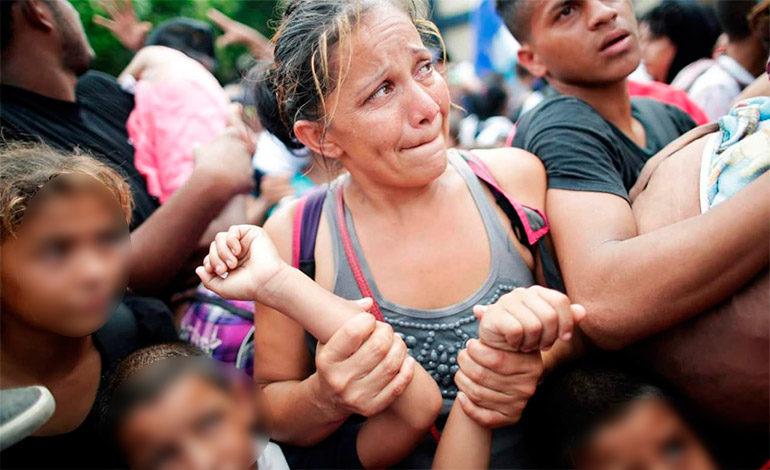Advierten los peligros de sacar a niños del país sin papeles
