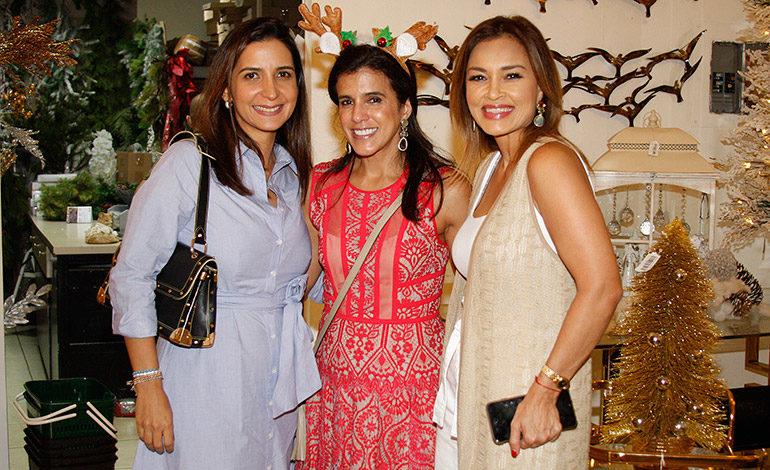 Mónica Lama, Marcela Zacapa, Vivian Montoya.