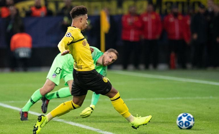 Atlético de Madrid cae goleado en Dortmund