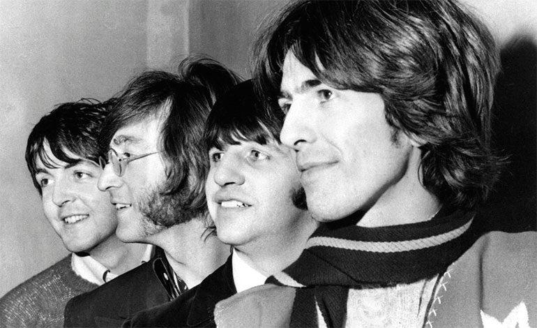 "Beatles lanzan nuevo video para ""Glass Onion"" en Apple Music"