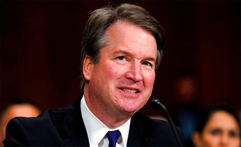 Senadores republicanos fijan voto de confirmación de Kavanaugh para el sábado