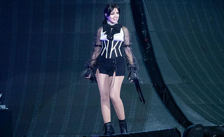 Camila Cabello lidera nominaciones a premios de la música MTV Europa