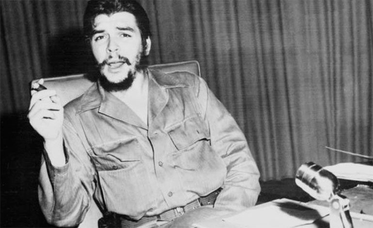"""Muere la enfermera que lavó el cuerpo del """"Che"""" Guevara"""