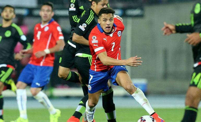 México y Chile se enfrentan con el fantasma del 7-0 aún merodeando
