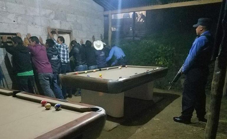 Policía Nacional logra la detención de 209 personas en Feriado Morazánico