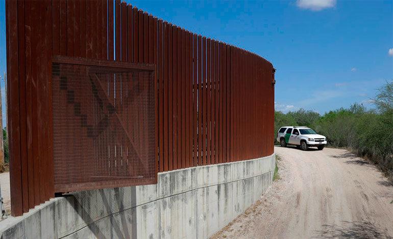 Gobierno de EEUU emite nueva dispensa para muro fronterizo
