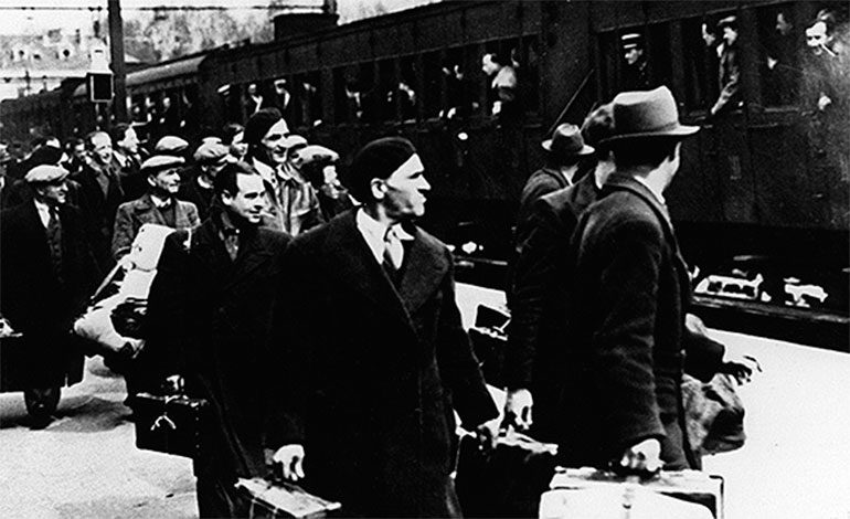 Magnate de la minería boliviana salvó mas judíos que Schindler, destaca escritora