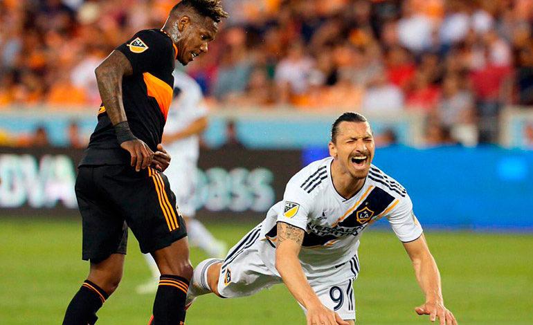 Quioto y el Houston Dynamo dejan en el camino a Ibrahimovic y Galaxy
