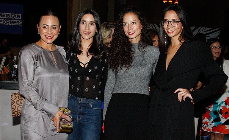 Candice Cosenza, Natalia Lloyd, Nan Marinakys, Pamy Marinakys.