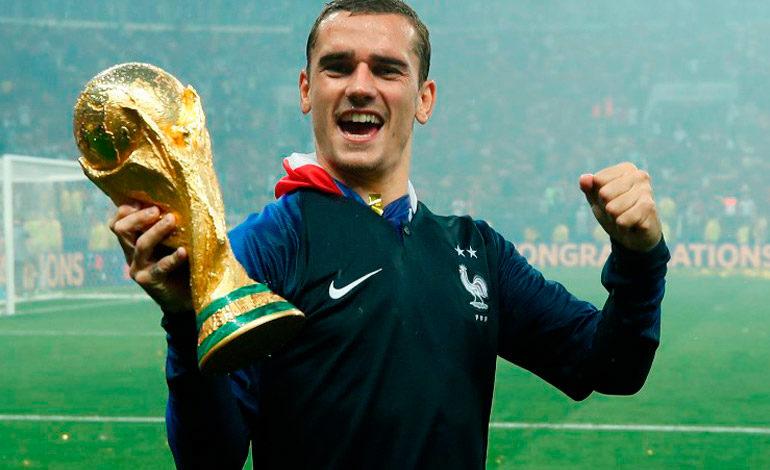 """Para Griezmann """"sería bueno que un francés gane"""" el Balón de Oro"""