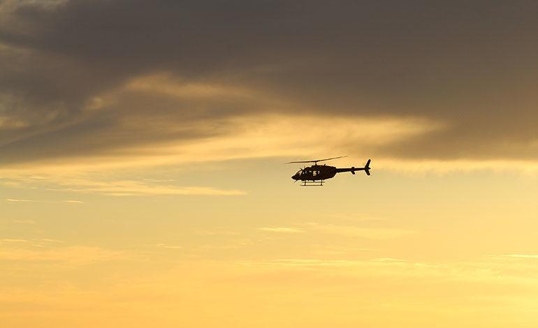 25 muertos en accidente de helicóptero del ejército en Afganistán