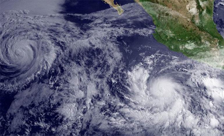 Huracán Willa alcanza categoría 3 en el Pacífico mexicano