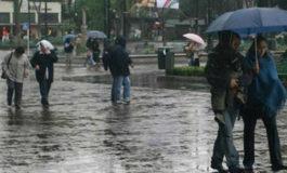 Persisten las condiciones de lluvia en el territorio nacional (Video)
