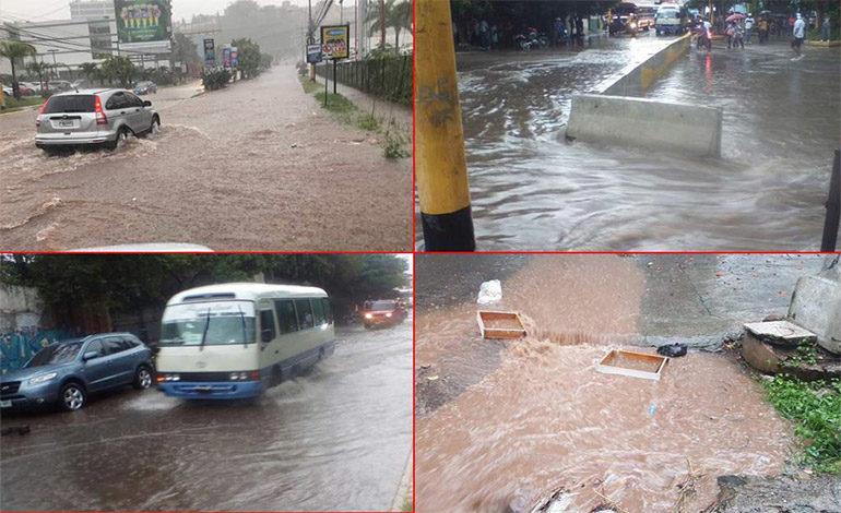 Nasry Asfura: La capital es menos vulnerable a las lluvias que hace algunos años