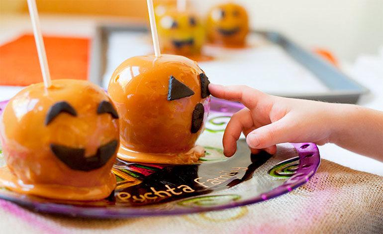 Originales recetas para Halloween
