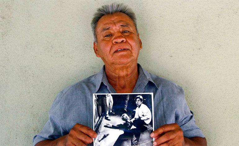 Muere mexicano que confortó a Robert Kennedy tras atentado