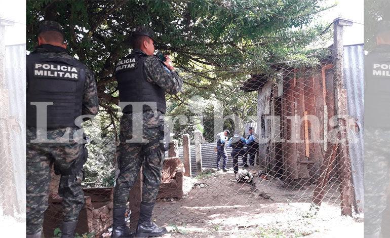 Matan a joven de varios disparos en la colonia El Carrizal de Comayagüela
