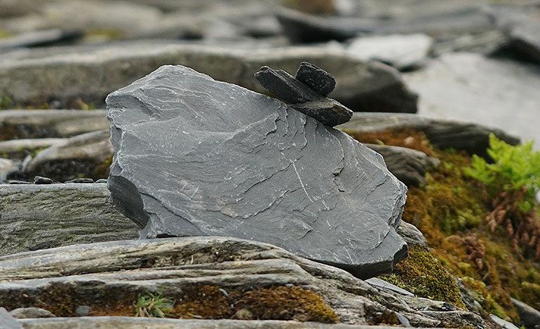 Utilizaba piedra como traba de puerta y resultó ser un meteorito