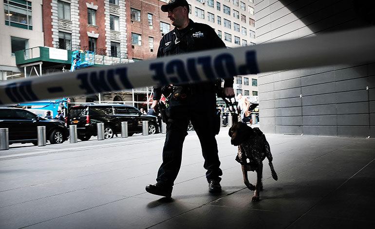 La Policía de Nueva York investiga otro paquete sospechoso en la ciudad