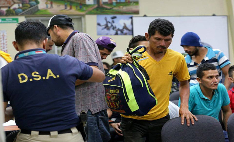 INM: 4,067 compatriotas han retornado voluntariamente al país