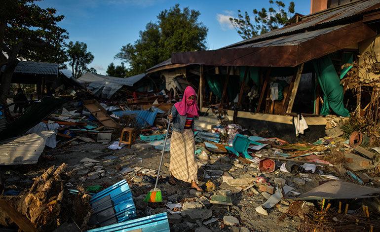Un sismo de magnitud 6 sacude la isla indonesia de Java