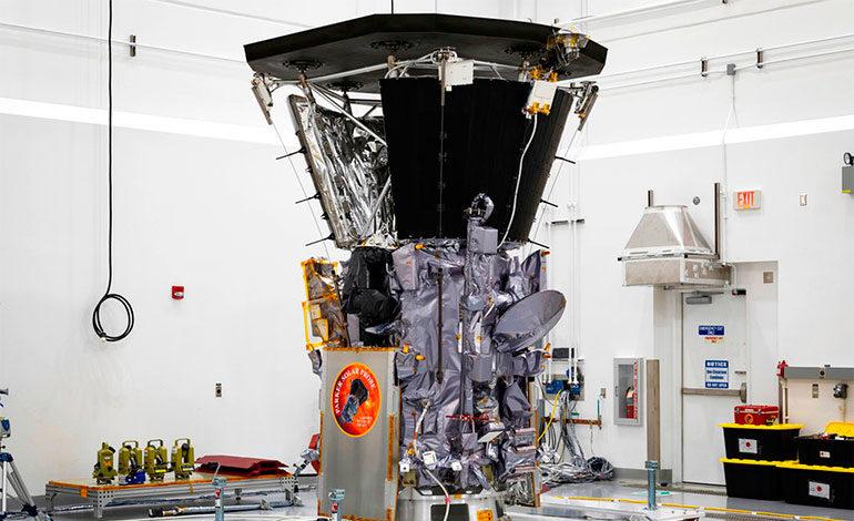 Sonda Parker de la NASA rompe récord de cercanía al Sol