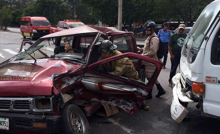 Accidentes de tránsito dejan 244 muertos y 424 heridos en Honduras en 2019