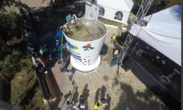 Honduras obtiene doble Récord Guinness por la taza de café más grande (Galería y video)