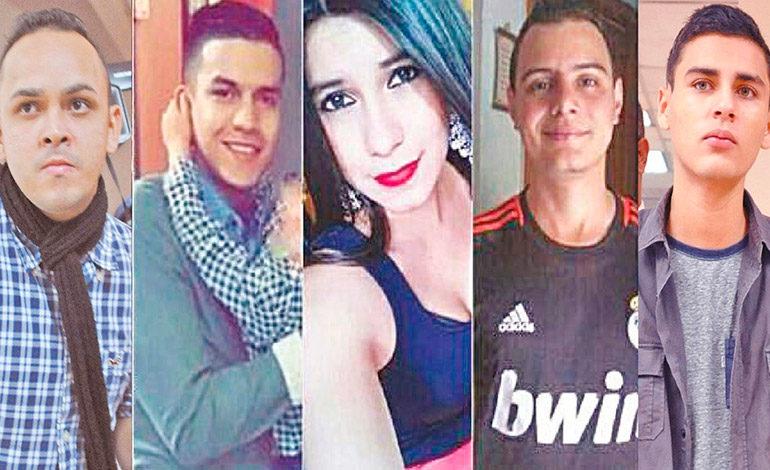 Hoy inicia juicio contra implicados en muerte de universitario Carlos Collier