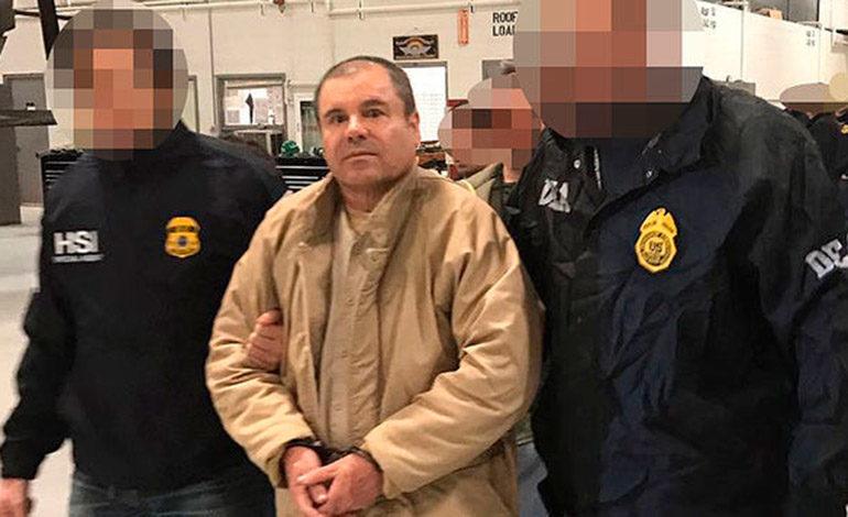 """Describen baños de sangre en juicio de """"El Chapo"""""""