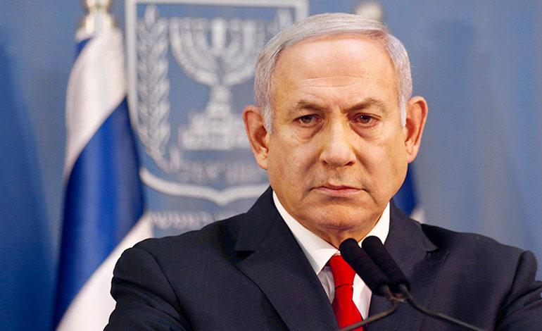Netanyahu rechaza adelanto electoral