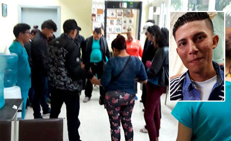 Familia encuentra en morgue cadáver con similar vestimenta de pariente desaparecido