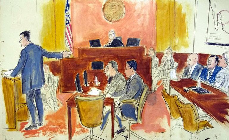 Juicio de Chapo: piden a juez desestimar declaración de la defensa