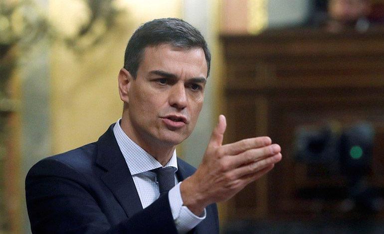 Sánchez pide más multilateralismo en la lucha contra el cambio climático