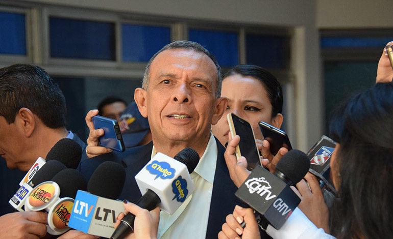 """Porfirio Lobo Sosa: """"Cómo le pueden dar fe a una declaración de un delincuente"""""""