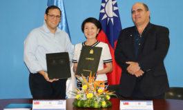 Taiwán colabora con L2.5 millones para afectados por sequía y lluvias