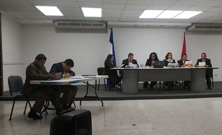 Tribunal Disciplinario declara en rebeldía a 17 diputados citados a audiencia