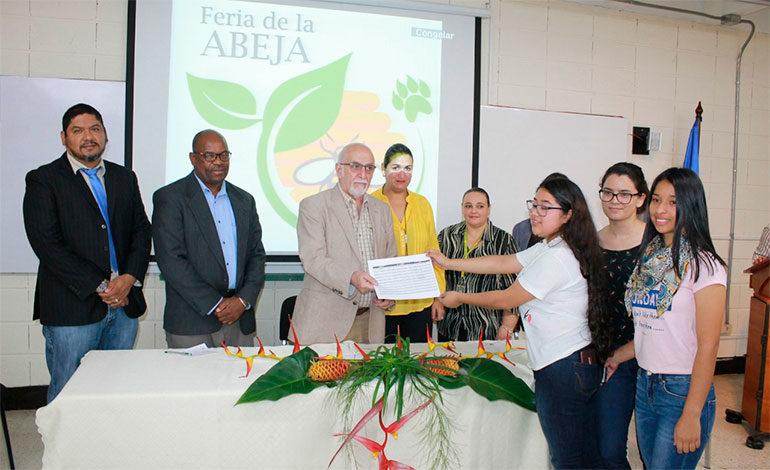 """SAG y UNAH desarrollarán mañana """"Feria de la """"Abeja"""