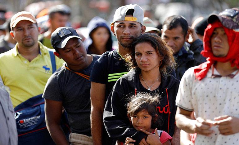 Comunidad hispana de San Diego le da la espalda a la caravana de migrantes
