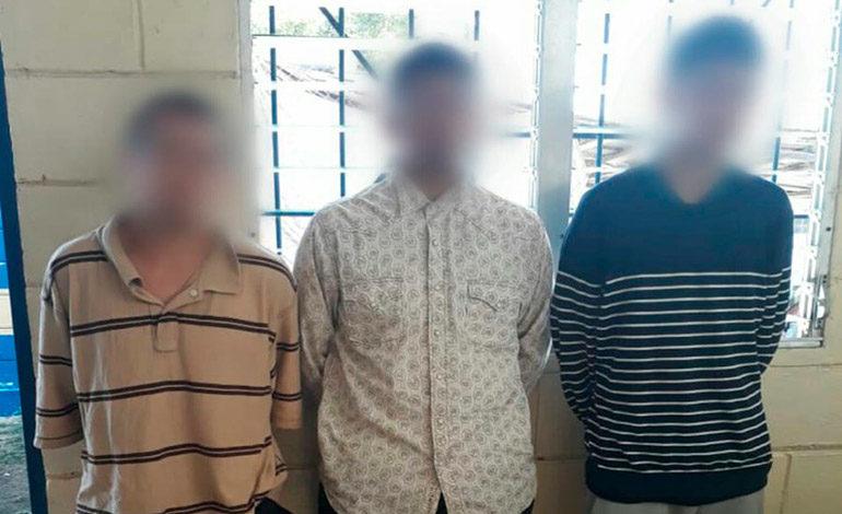 Caen tres sospechosos del crimen de fisicoculturista en San Pedro Sula