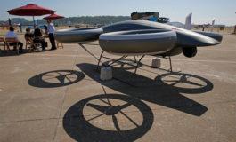 China presenta nuevo dron de combate en desarrollo