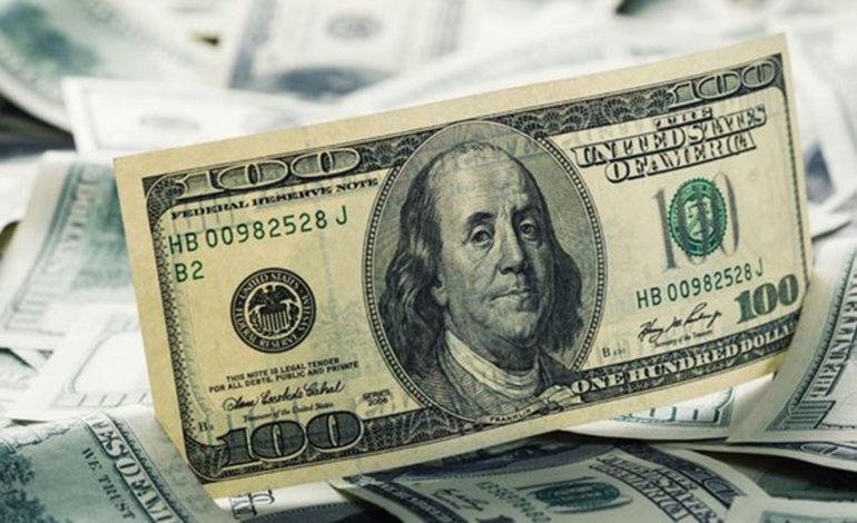 Los 100 dólares en Estados Unidos, México y Honduras