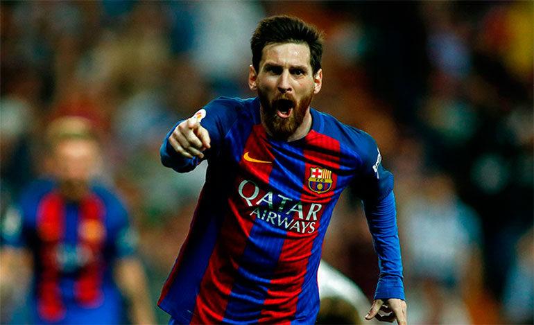 Messi ya solo tiene por delante a Pelé como máximo goleador en un mismo club