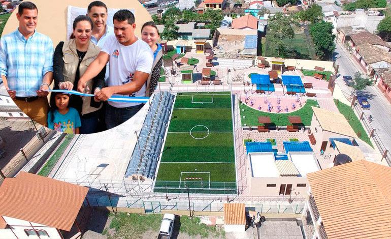 Moderno polideportivo abre las puertas en Lempira