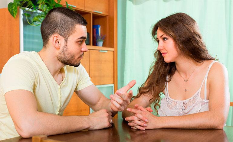 ¿Cómo hablar con su pareja para dejar el condón?