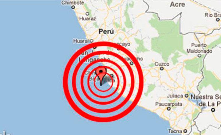 Un sismo de magnitud 4 sacude la región Cusco, en el sur de Perú