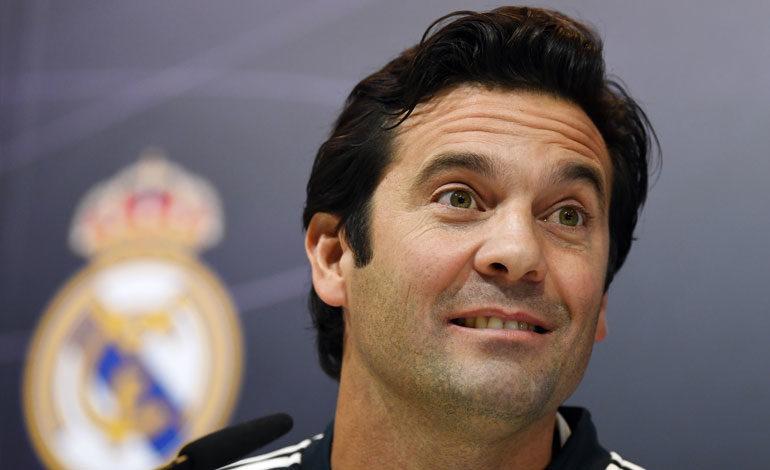 Real Madrid hace un nuevo contrato a Solari, hasta 2021