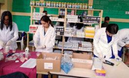 Millón de beneficiados con brigadas médicas
