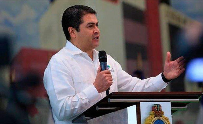 Presidente de Honduras participará en reunión de la OEA sobre seguridad