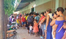 FFAA realiza brigada médica en Choluteca